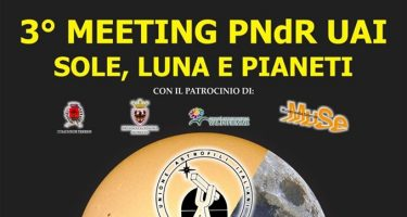 3° meeting PNdR UAI